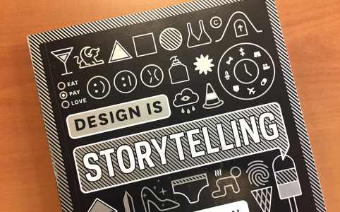 Ellen Lupton: Design is storytelling [Biblioteca Amnesia]