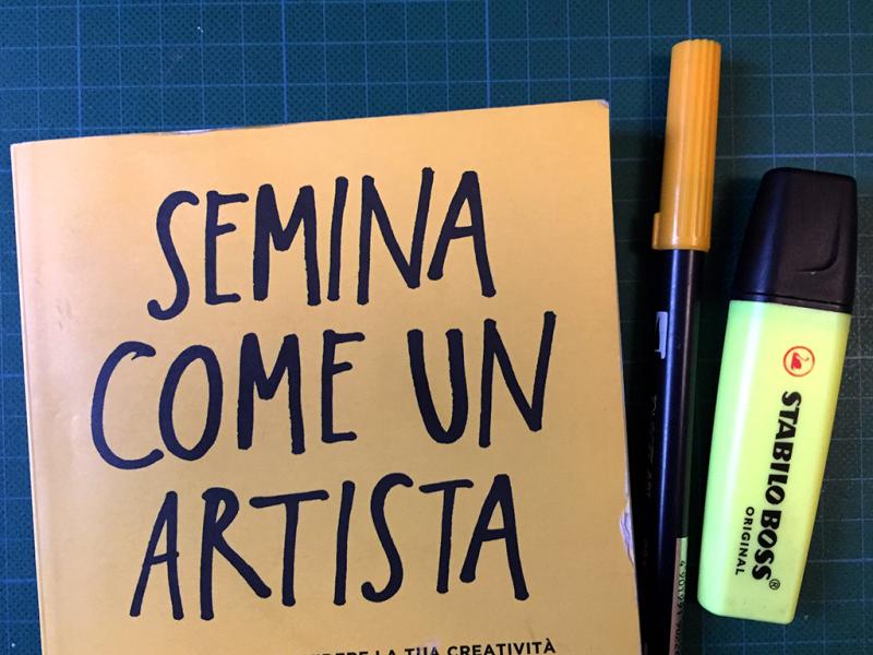 Austin Kleon: Semina come un artista [Biblioteca Amnesia]